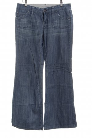 Gap Boot Cut Jeans stahlblau Casual-Look