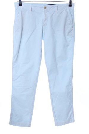 Gap Chinohose blau Casual-Look