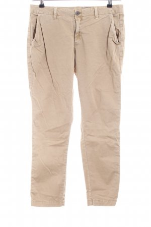 Gap Chinohose wollweiß Casual-Look