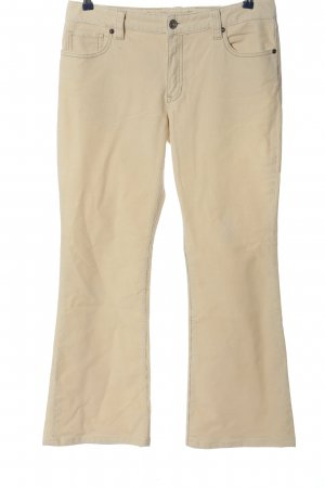 Gap Pantalón de pana marrón look casual