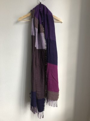 Gap Knitted Scarf multicolored
