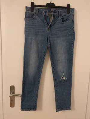 Gap Boyfriend Jeans blue