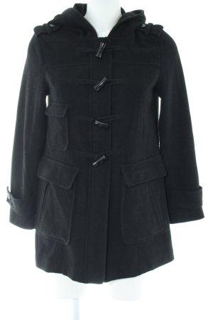 Gap Duffle-coat noir style décontracté