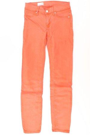 GAP Five-Pocket-Hose Größe W24 orange aus Lyocell