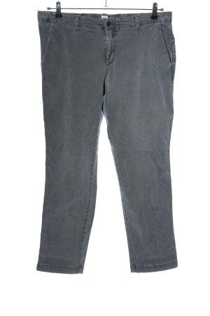 Gap High Waist Trousers light grey casual look