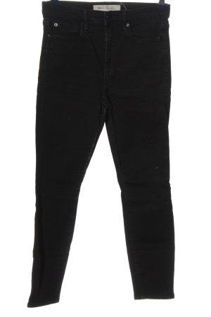 Gap High Waist Jeans schwarz Casual-Look