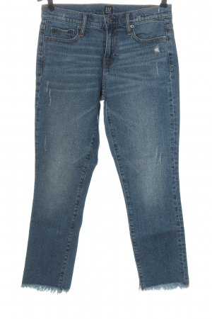 Gap High Waist Jeans blue casual look