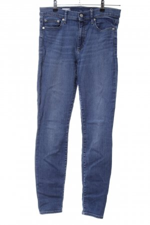 Gap Hoge taille jeans blauw casual uitstraling
