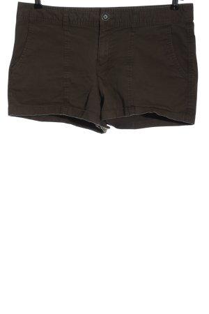 Gap Hot Pants khaki Streifenmuster Casual-Look
