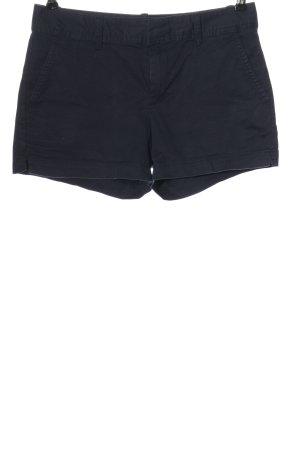Gap Hot Pants blau Casual-Look