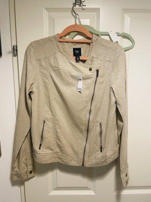 Gap Short Jacket gold-colored-cream