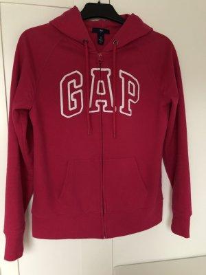 Gap Chaqueta con capucha rojo frambuesa-rosa