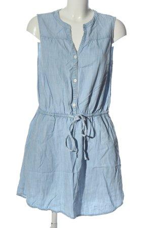 Gap Jeanskleid blau Casual-Look