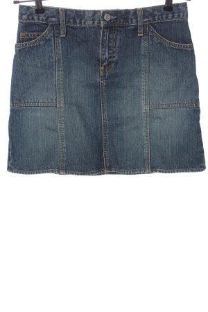 Gap Gonna di jeans blu stile casual