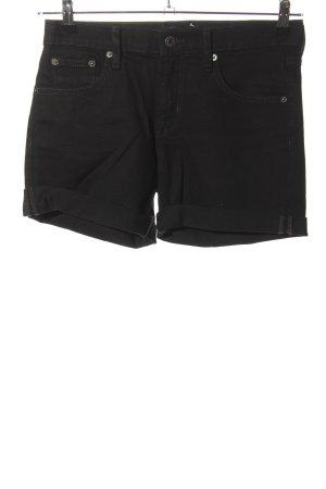 Gap Jeansshorts schwarz Casual-Look