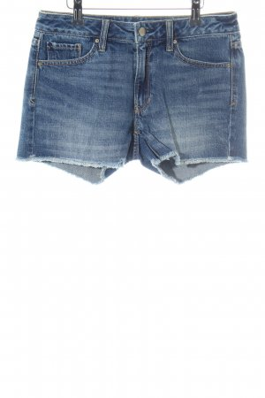 Gap Jeansshorts blau Casual-Look