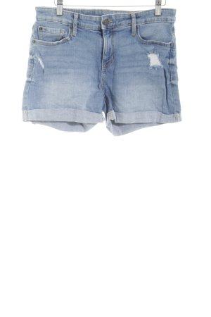 Gap Jeansshorts blau Casual-Look