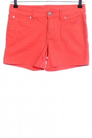 Gap Jeansshorts rot Casual-Look
