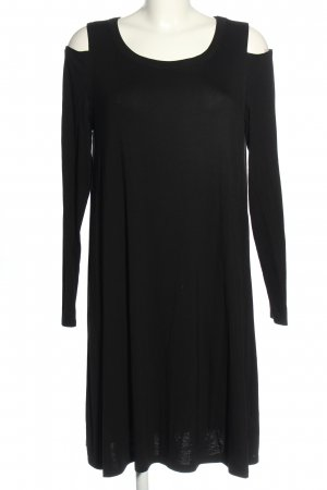 Gap Jerseykleid schwarz Casual-Look