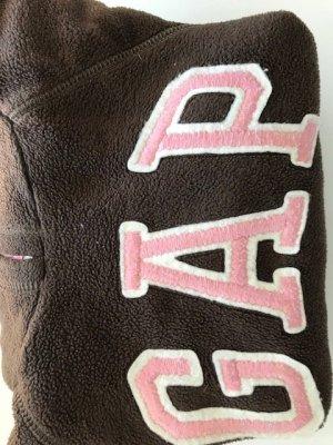 GAP Kapuzenshirt in Gr: 142 braun /rosa kuschelig