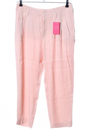 Gap Peg Top Trousers pink business style
