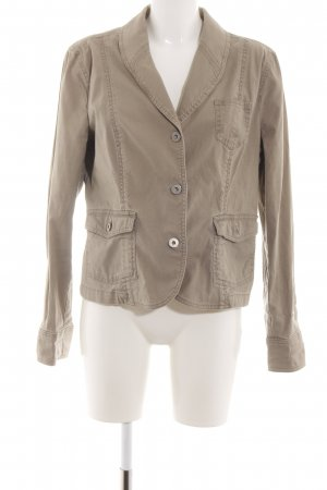 Gap Kurz-Blazer creme Casual-Look