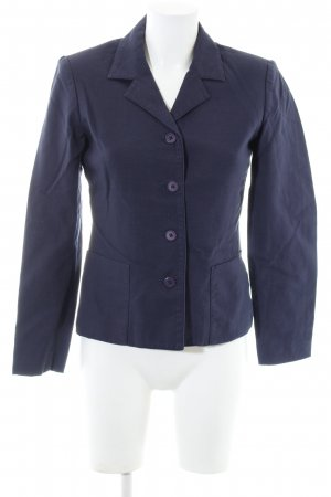 Gap Kurz-Blazer blau Casual-Look
