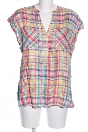 Gap Short Sleeve Shirt primrose-red allover print casual look