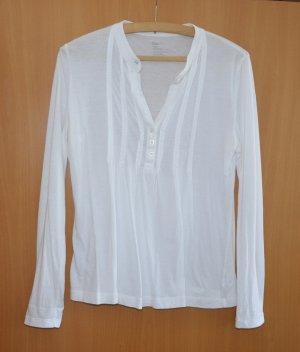 Gap Longsleeve white cotton