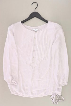 Gap Long Sleeve Blouse silver-colored polyester