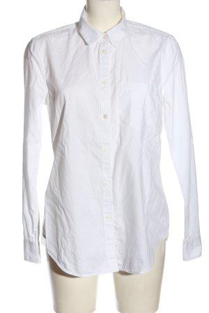 Gap Camicia a maniche lunghe bianco stile professionale