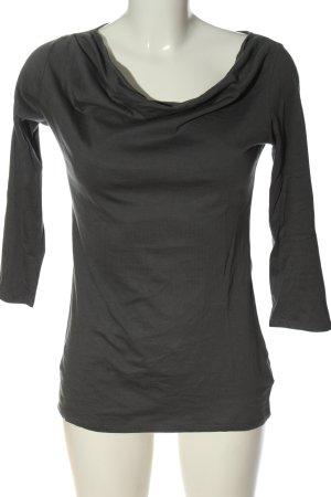 Gap Camicia lunga grigio chiaro stile casual