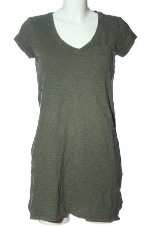 Gap Longshirt khaki meliert Casual-Look