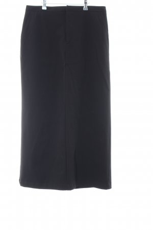 Gap Falda larga negro look casual