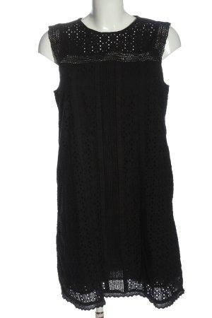 Gap Minikleid schwarz klassischer Stil
