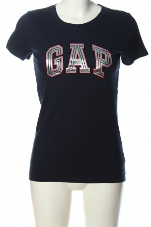 Gap Print-Shirt Motivdruck Casual-Look
