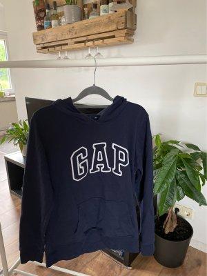 Gap Jersey con capucha azul oscuro