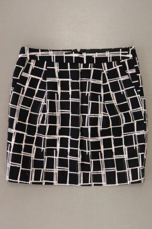 GAP Rock Größe 38 geometrisches Muster schwarz aus Baumwolle