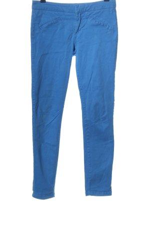 Gap Röhrenhose blau Casual-Look