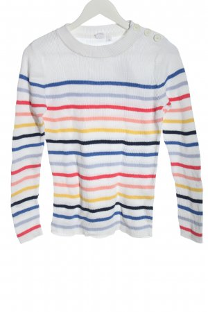 Gap Crewneck Sweater striped pattern casual look