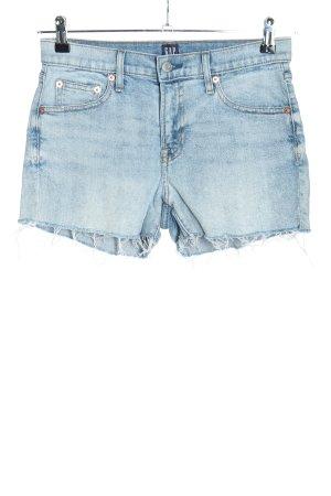 Gap Shorts blau Casual-Look