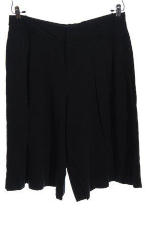 Gap Shorts schwarz Business-Look
