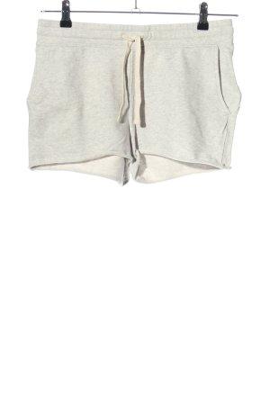 Gap Shorts hellgrau meliert schlichter Stil