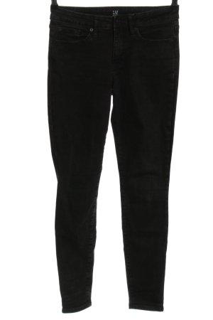 Gap Skinny Jeans schwarz Casual-Look