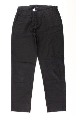 GAP Skinny Jeans Größe US 4 schwarz