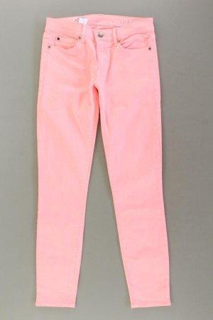 Gap Vaquero skinny rosa empolvado-rosa-rosa claro-rosa Algodón
