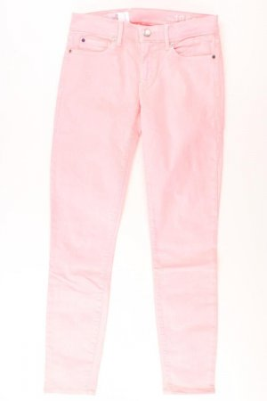 GAP Skinny Jeans Größe W24 rosa aus Baumwolle