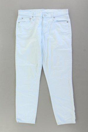 GAP Skinny Jeans Größe W27 blau aus Baumwolle