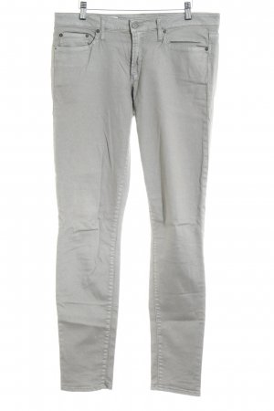 Gap Skinny Jeans silberfarben Casual-Look