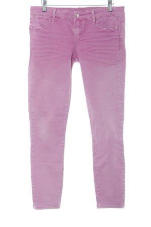 Gap Skinny Jeans violett Casual-Look